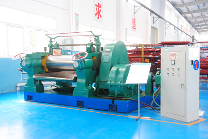 Rubber Refining Machine