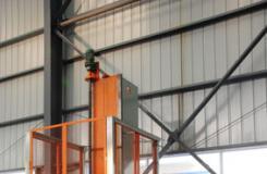 Máquina vertical de doblado y torsión
