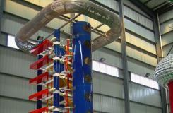 Generador de tensión de impulso de 1800 kV