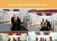 Wuhan Line Power Attend 2018 Dubai MEE Expo. from May 6 to May 8